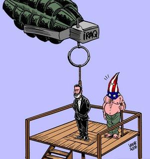 Saddam hanging