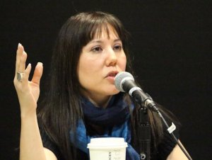 "Leah Gazan: ""Idle No More is the newest version of a 500-year struggle."" Photo: Paul S. Graham"