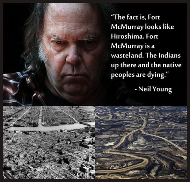 Hiroshima Tar Sands